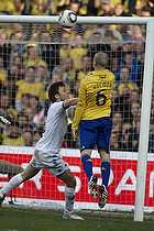 Samuel Holm�n (Br�ndby IF), William Kvist (FC K�benhavn)