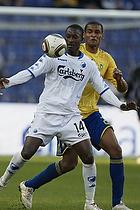 Dame N´Doye (FC K�benhavn), Mikkel Bischoff (Br�ndby IF)