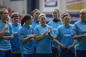 Emma Madsen (Br�ndby IF), Lene Jensen (Br�ndby IF), Nanna Christiansen (Br�ndby IF), Mia Brogaard (Br�ndby IF)