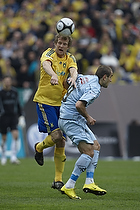 Remco van der Schaaf (Br�ndby IF), Yura Movsisyan (Randers FC)