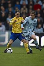 Mike Jensen (Br�ndby IF), Kasper Lorentzen (Randers FC)