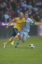 Alexander Farnerud (Br�ndby IF), Kasper Lorentzen (Randers FC)