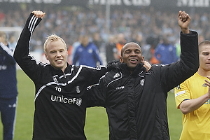 Alexander Farnerud (Br�ndby IF), Ousman Jallow (Br�ndby IF)