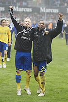 Ousman Jallow (Br�ndby IF), Alexander Farnerud (Br�ndby IF)