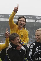 Peter Madsen (Br�ndby IF), Nicolaj Agger (Br�ndby IF)