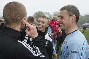 Daniel Wass (Br�ndby IF), Kasper Lorentzen (Randers FC)