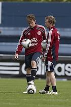 Morten Duncan Rasmussen (Danmark), Michael Krohn-Dehli (Danmark)