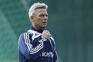 Henrik Jensen, cheftr�ner (Br�ndby IF)