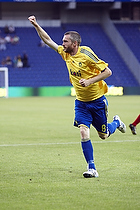 Mikael Nilsson, m�lscorer (Br�ndby IF)