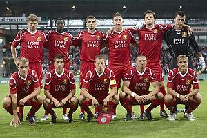 FC Nordsj�llands startopstilling