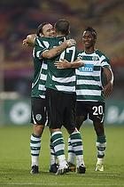 Maniche (Sporting Lissabon), Simon Vukcevic (Sporting Lissabon)