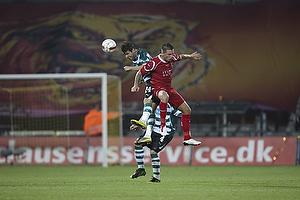 Miguel Veloso (Sporting Lissabon), Nicki Bille Nielsen (FC Nordsj�lland)