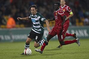 Maniche (Sporting Lissabon), Enock Kofi Adu (FC Nordsj�lland)