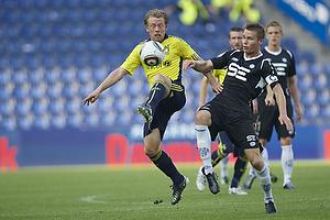 Michael KrohnDehli (Br�ndby IF), Jesper J�rgensen (Esbjerg fB)