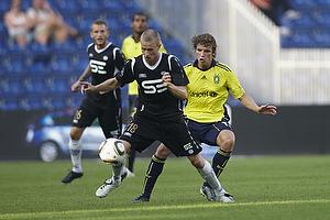 Jeppe Mehl (Esbjerg fB), Jens Larsen (Br�ndby IF)