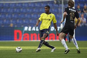 Mikkel Bischoff (Br�ndby IF), Tim Janssen (Esbjerg fB)
