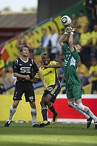 Fredrik Risp (Esbjerg fB), Ousman Jallow (Br�ndby IF)