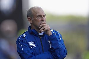 Ove Pedersen, cheftr�ner (Esbjerg fB)