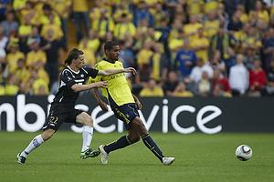 Mikkel Bischoff (Br�ndby IF), Jesper Lange (Esbjerg fB)