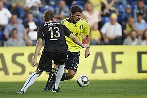 Jan Kristiansen (Br�ndby IF), Kevin Conboy (Esbjerg fB)