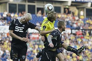 Nicolai H�gh (Esbjerg fB), Remco van der Schaaf (Br�ndby IF)
