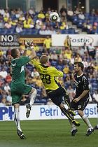 Lucas Hradecky (Esbjerg fB), Daniel Wass (Br�ndby IF)