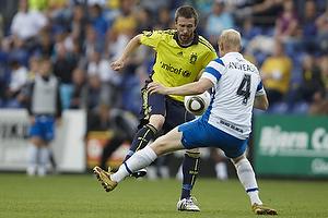 Mikael Nilsson (Br�ndby IF), Hans Henrik Andreasen (Ob)