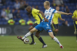 Ousman Jallow (Br�ndby IF), Anders M�ller Christensen (Ob)
