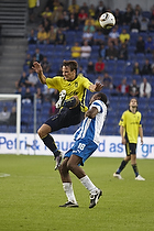 Mike Jensen (Br�ndby IF), Kalilou Mohamed Traor� (Ob)