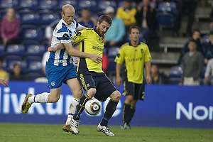 Mikael Nilsson (Br�ndby IF), Chris S�rensen, anf�rer (Ob)