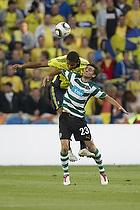 Mikkel Bischoff (Br�ndby IF), Helder Postiga (Sporting Lissabon)