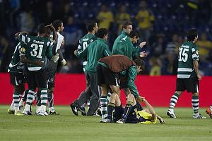 Glade spillere fra Sporting Lissabon