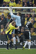 Michael T�rnes (Br�ndby IF), Johnny Thomsen (S�nderjyske), Michael Krohn-Dehli (Br�ndby IF)