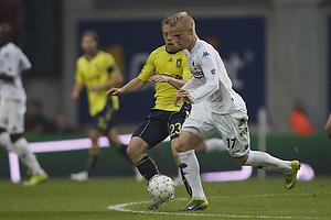 Oscar Wendt (FC K�benhavn), Michael Krohn- Dehli (Br�ndby IF)