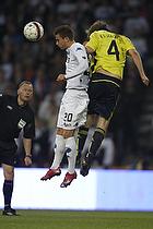 Martin Vingaard (FC K�benhavn), Remco van der Schaaf (Br�ndby IF)
