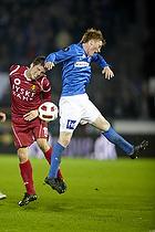 S�ren Christensen (FC Nordsj�lland), Anders Christiansen (Lyngby BK)