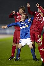 Henrik Kildentoft (FC Nordsj�lland), Andreas Granskov (FC Nordsj�lland)