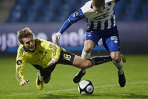 Nicolaj Agger (Br�ndby IF), Jesper Lange (Esbjerg fB)