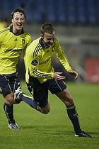 Jan Frederiksen, m�lscorer (Br�ndby IF)