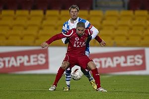 Rawez Lawan (FC Nordsj�lland), Chris S�rensen, anf�rer (Ob)