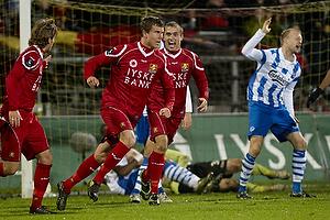 Andreas Bjelland, m�lscorer (FC Nordsj�lland)
