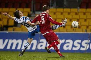 Andreas Bjelland (FC Nordsj�lland), Andreas Johansson (Ob)