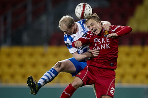 Pierre Bengtsson (FC Nordsj�lland), Hans Henrik Andreasen (Ob)
