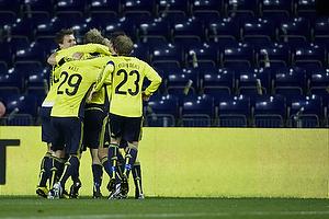 Daniel Wass (Br�ndby IF), Michael Krohn-Dehli (Br�ndby IF), Remco van der Schaaf, m�lscorer (Br�ndby IF)