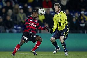 Izunna Uzochukwu (FC Midtjylland), Mikael Nilsson (Br�ndby IF)
