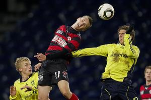 Danny Olsen (FC Midtjylland), Jens Larsen (Br�ndby IF)