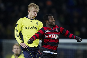Daniel Wass (Br�ndby IF), Sylvester Igboun (FC Midtjylland)