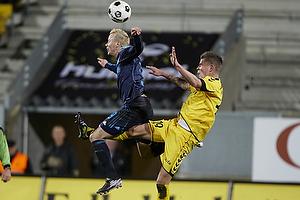 Alexander Farnerud (Br�ndby IF), Mads Agesen (AC Horsens)