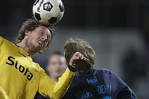 Lasse Kryger (AC Horsens), Michael Krohn-Dehli (Br�ndby IF)