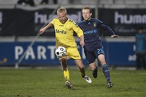Anders N�hr (AC Horsens), Michael Krohn-Dehli (Br�ndby IF)